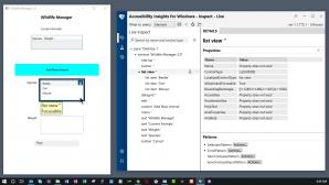 Accessibility Insights for Windows Screenshot