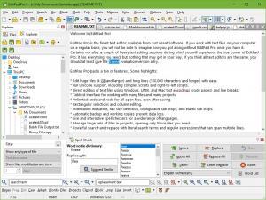 EditPad Pro Screenshot