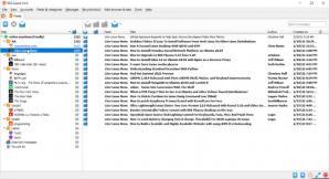 Portable RSS Guard Screenshot