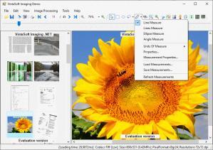 VintaSoft Imaging .NET SDK Screenshot