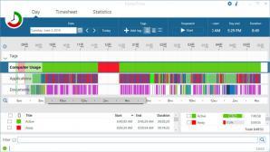 ManicTime Server Screenshot