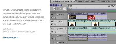 Adobe Premiere Pro Screenshot
