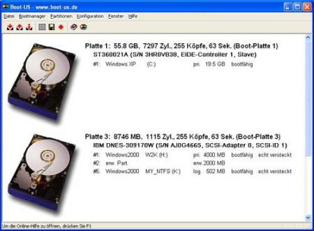 Boot-US Screenshot