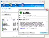 GridinSoft Anti-Malware Screenshot