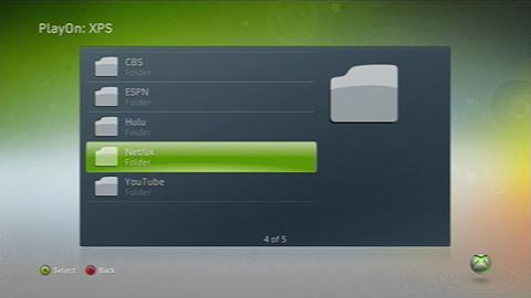 PlayOn Screenshot