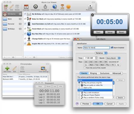 Alarm Clock Pro Screenshot