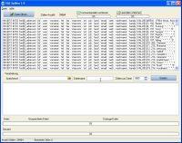 SQL-Splitter Screenshot