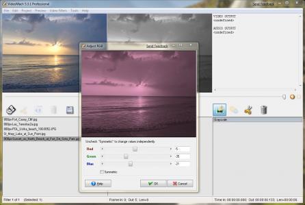 VideoMach Screenshot