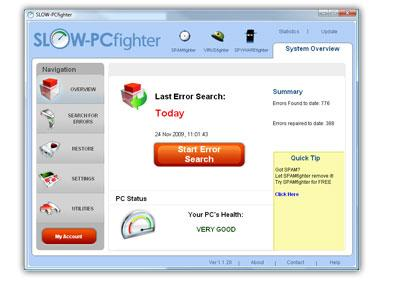 SLOW-PCfighter Screenshot