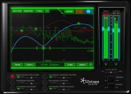 iZotope Ozone Advanced Screenshot
