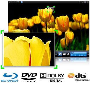 PowerDVD Screenshot