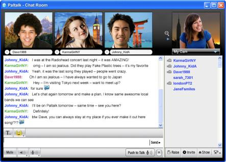 Paltalk Screenshot