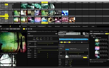 Resolume Avenue Screenshot