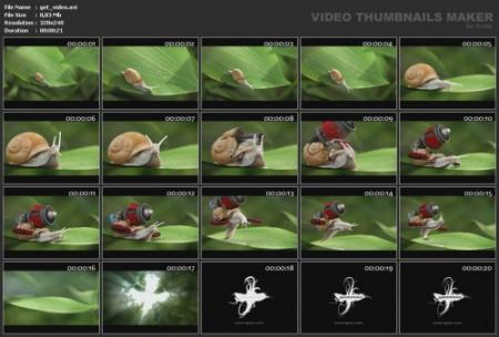 Video Thumbnails Maker Screenshot