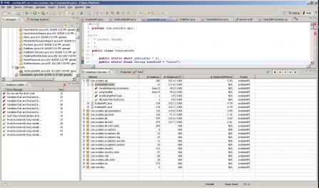 PMD Screenshot