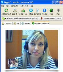 sPortable (Portable Skype) Screenshot