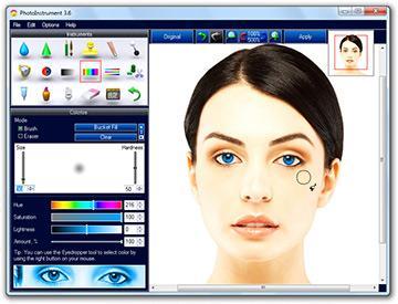 PhotoInstrument Screenshot