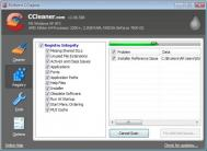 CCleaner Portable Screenshot