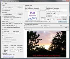 TSR Watermark Image Software Pro Screenshot