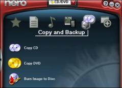 Nero 8 Screenshot