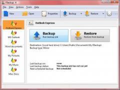 FBackup Screenshot