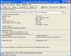 MediaInfo Screenshot