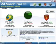 Adaware Antivirus Free Screenshot