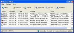 Portable ForwardMail Advanced30 Screenshot