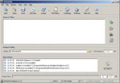 Portable AVStoDVD Screenshot