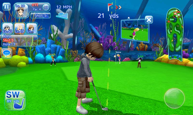 let us golf