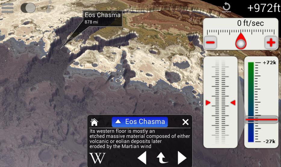 Elevation Mars screenshot 5