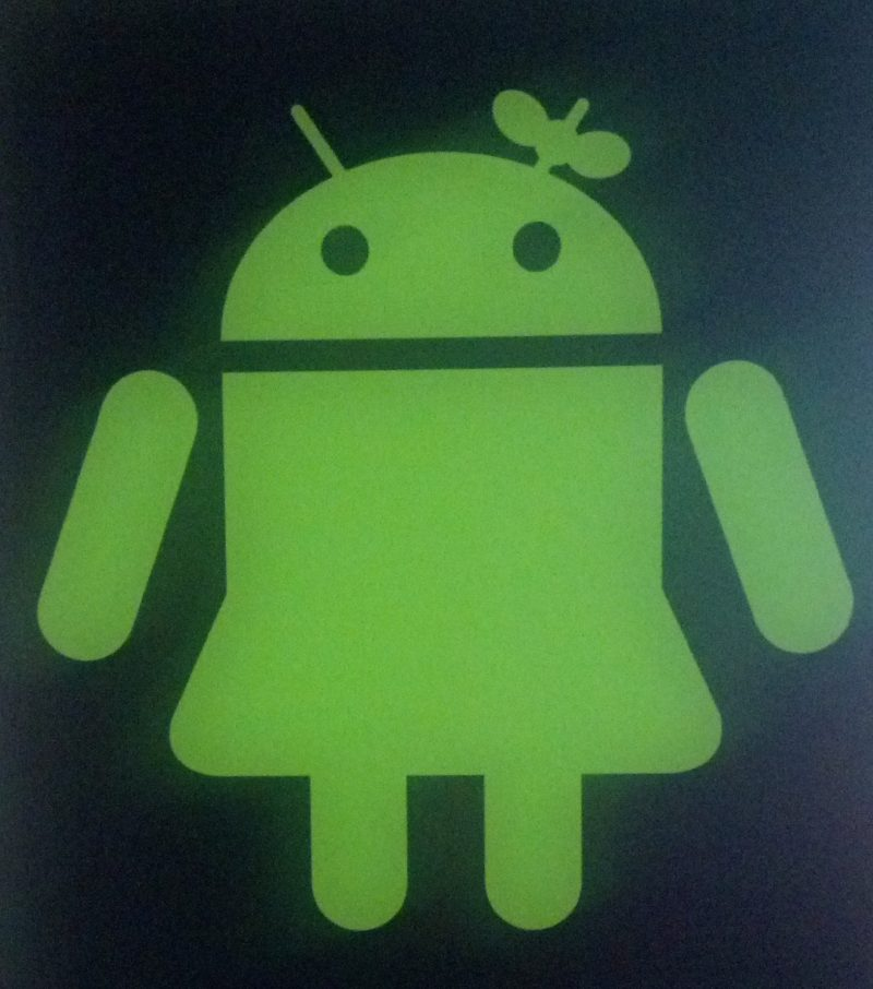 Android Woman