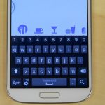 Galaxy S5 Keyboard