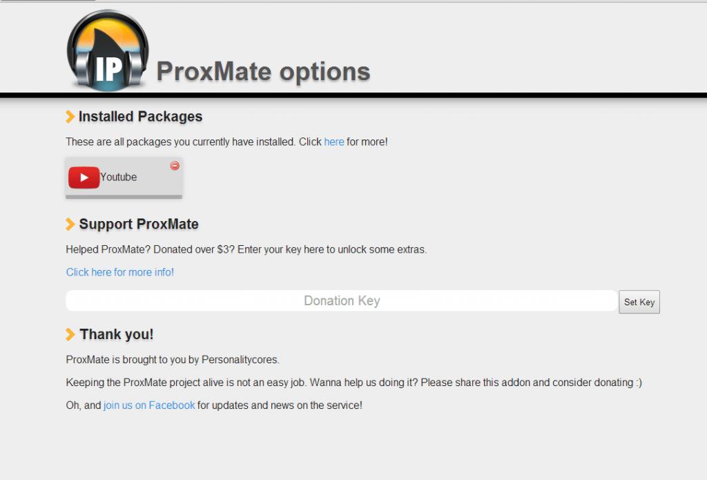ProxMate