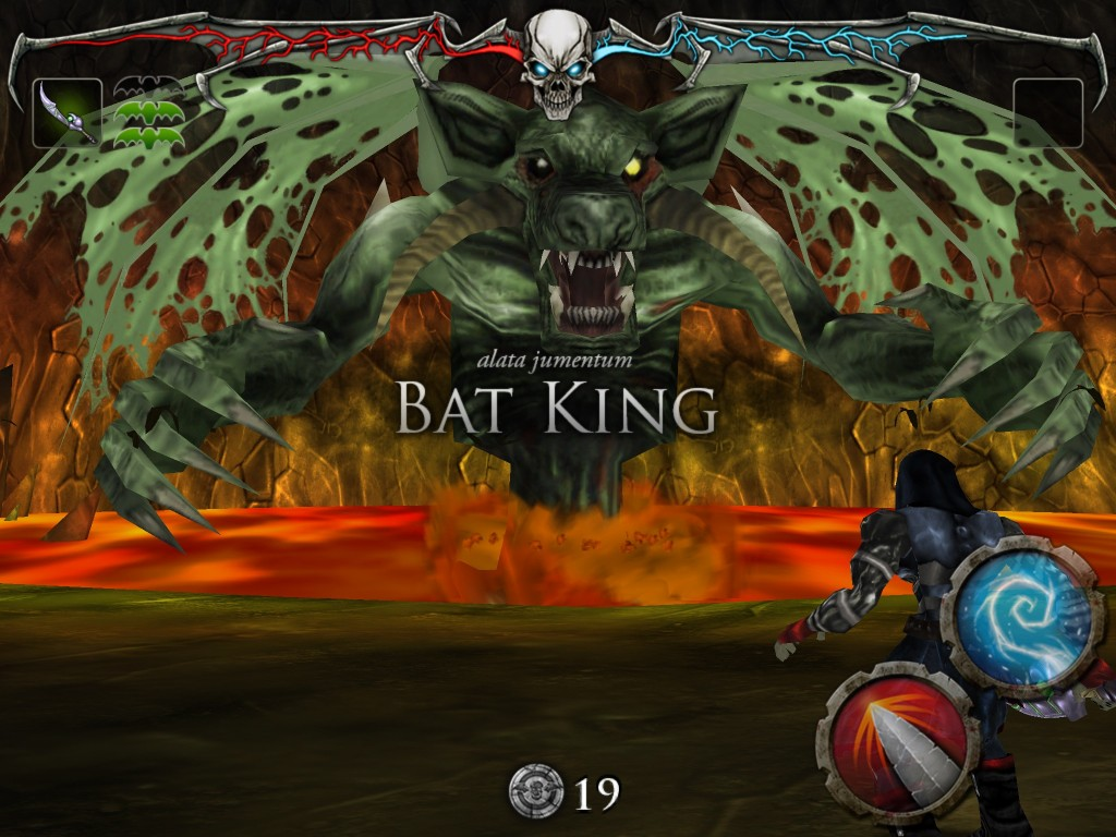 Hail to the King Deathbat (8)