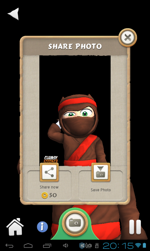 Clumsy Ninja (4)