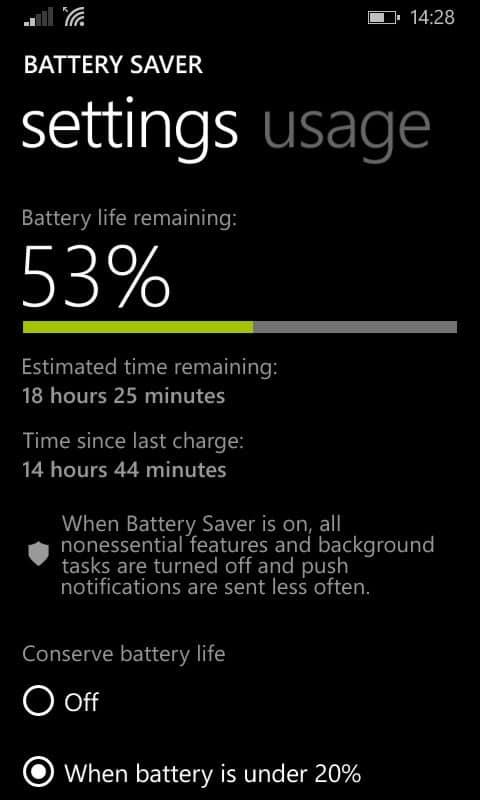 Battery Saver Main