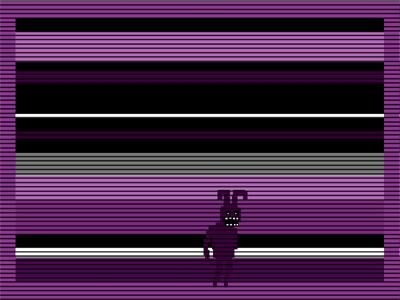 FNaF 3 Glitch_Minigame