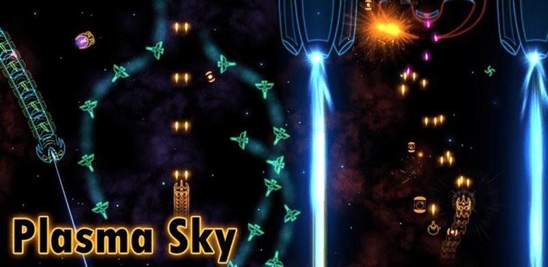 plasma sky