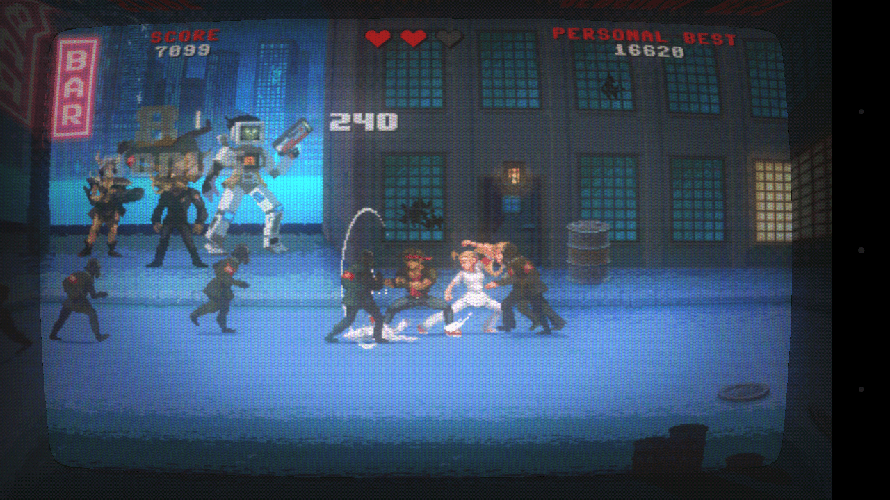Kung Fury Fight