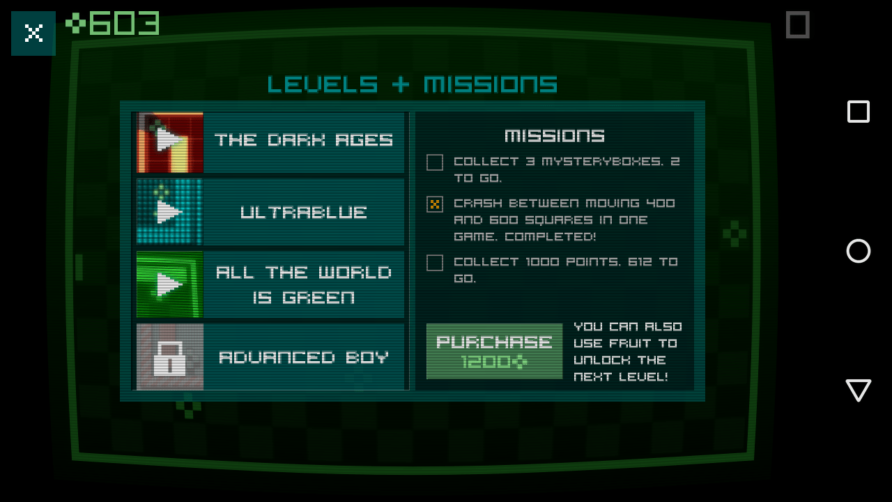 Snake Rewind Levels + Missions
