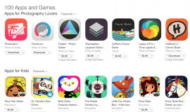App Store '100 Apps and Games' Sale