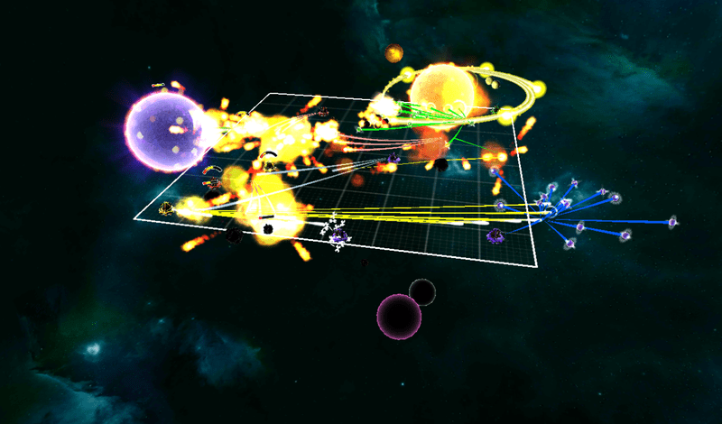 Mammoth Gravity Battles (5)