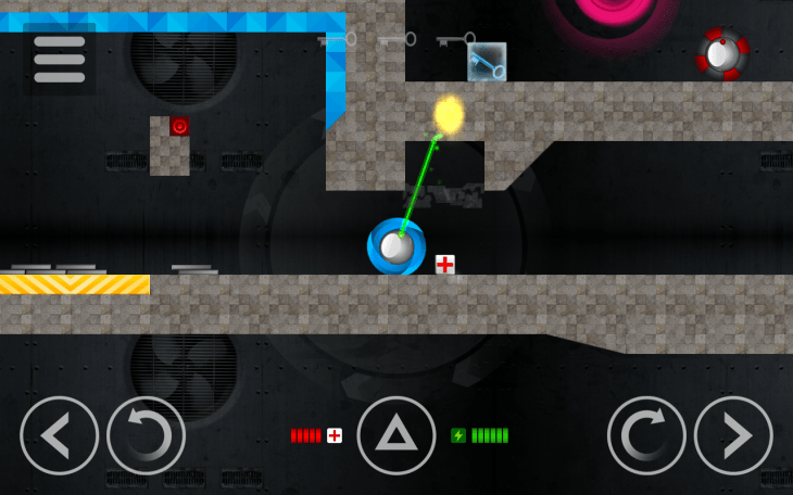 Laserbreak escape (17)