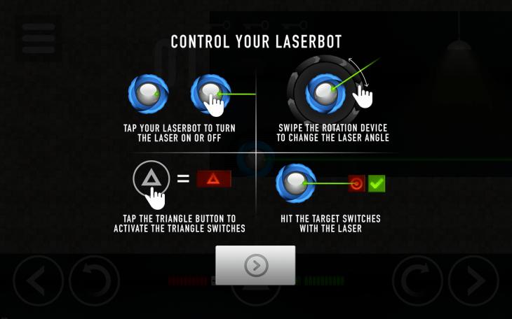 Laserbreak escape (8)