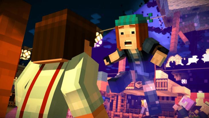 Minecraft SM