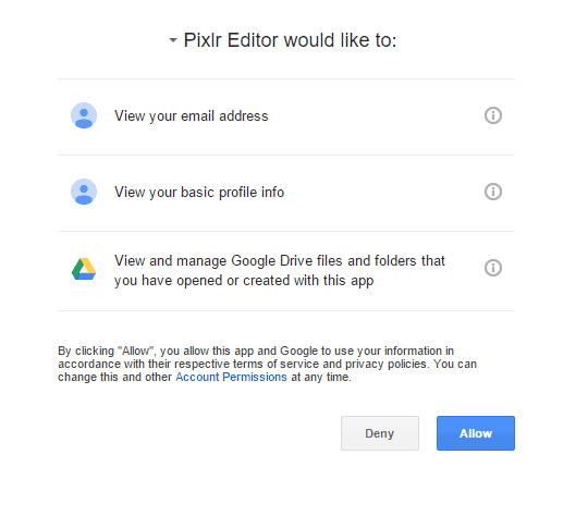 Gmail Allow Access