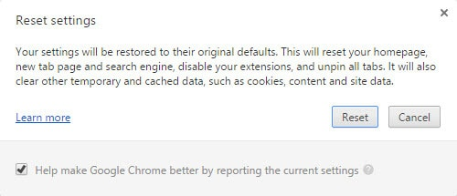 Chrome Cleanup Tool 3