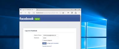 Edge Password Offer