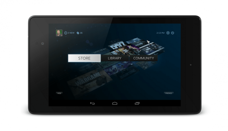 Moonlight Android Steam